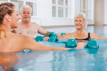 AquaVital – Wassergymnastik für Senioren